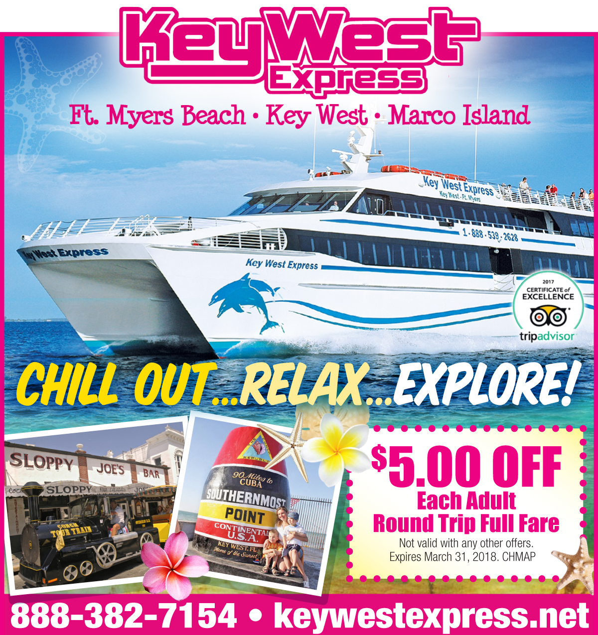 fort myers key west express