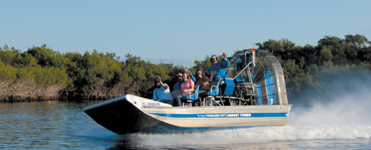 Captain Doug's Airboat Tours