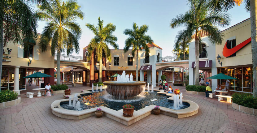 Miromar Outlets Guide And Map