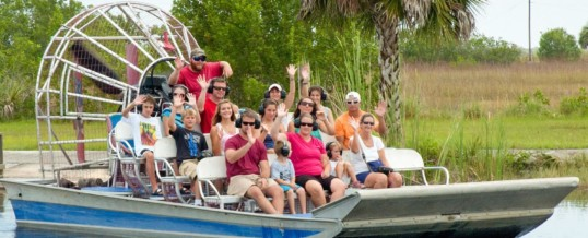 Wooten's Airboat Tours